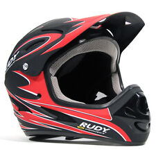 Rudy Project Koyna Full Face Helmet Black Red White Matte Large New Retail $250