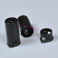 10pcs 9pin Black Tube Shield Socket For 6DJ8 12AX7 ECC83 12AU7 ECC82 6922 Valve