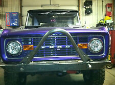 "1966-1977 FORD ""Shoebox"" BRONCO STINGER FRONT BUMPER"
