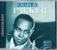 Charlie Parker. Crazeology (2000) CD NUOVO SI Hot house. Be bop a lula. Bluebird