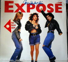 Expose': What You Don't Know - LP Promo