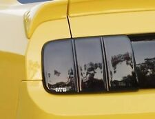 2005-2009 Mustang Carbon Fiber GTS Tail Light Covers Set