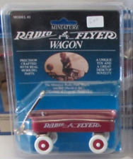 RADIO FLYER Wagon MINIATURE MODEL # 1 NEW IN SEALED PACKAGE YEAR 1994 New MINT