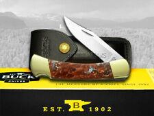 Buck 110 Folding Hunter Knife Santa Fe Blue Corelon 420HC Pocket