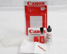 CANON LENS/LCD CLEANING KIT FOR EOS/NIKON,PENTAX,OLYMPUS,MINOLTA,SONY,LEICA&MORE