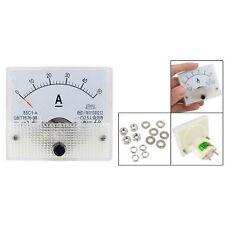 85C1 DC 0-50A Pannello rettangolo analogico amperometro Misuratore HKIT