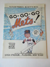 1966 New York Mets Official Yearbook
