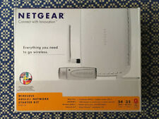 Netgear wireless ADSL2 + Network Starter Kit DG8111G