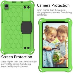 Kids Heavy Duty Foam Stand Case Cover for Samsung Galaxy Tab A 8.0 2019 A7 Lite