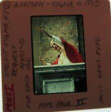 POPE PAUL VI 1963-1978 Archbishop of Milan Second Vatican Council ORIG SLIDE 3