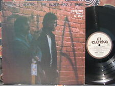 DUTCH TILDERS & KEVIN BORICH The Blues Had A Baby ~ 1980 Oz (Direct To Disc) LP