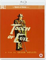 Touch of Evil (1958) (Masters of Cinema) [Blu-ray] [DVD][Region 2]