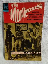 The Monkees Comic (October 1960s, Dell)