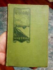 MEXICO TO-DAY Social Political & Religious Conditions by George B.Winton 1913 HB
