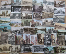 More details for york job lot of 235 x old postcards c1900-50s mostly pre-1930s  inc 36x rps