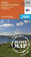 Oban and North Lorn by Ordnance Survey 9780319472439   Brand New