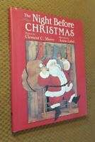 The Night Before Christmas by Clement C. Moore (2003, Hardcover)