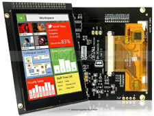 """3.5"""" TFT LCD Display w/Capacitive Touch Panel Screen,Breakout Board,Tutorial"""