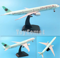 AIR CANADA Airlines Boeing 777 C-FITW Airplane 19cm Solid DieCast Plane Model