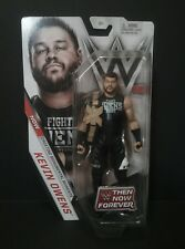 WWE THEN NOW FOREVER FIGURE: KEVIN OWENS, NXT TITLE BELT. RARE.