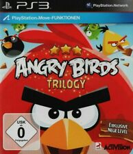 Sony PS3 Playstation 3 Spiel Angry Birds Trilogy NEU*NEW