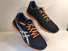 ASICS GEL SPEED STAR 6 SNEAKERS ELECTRIC Blue Orange ROYAL T213N Shoes Sz 12