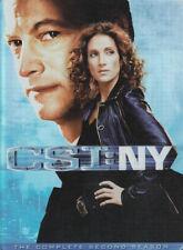 CSI: NY - THE COMPLETE SEASON 2 (BOXSET) (DVD)