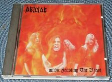 DEICIDE – AMON: FEASTING THE BEAST 1993 FIRST PRESS