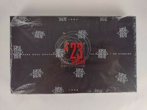 1996 Upper Deck 23 Nights The MICHAEL JORDAN Experience 23 Card Set **Sealed**