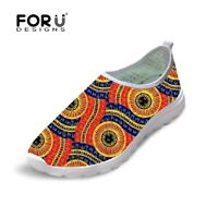Tribal Boho Casual Sneakers Slip On Sports Shoes Lightweight Sneakers for Womens