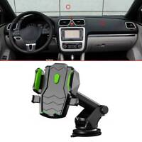 360°Rotating Car Holder Windshield Dash Suction Cup Mount Stand for Cell Phone