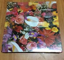 Vintage Spring Bouquet Jigsaw Puzzle 1982 New in Original Packaging