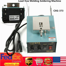 Automatic Tin Supply Feed System Lead Free Welding Soldering Iron Machine 110v