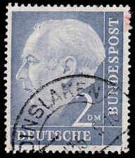 Scott # 720 - 1954 - ' Theodor Heuss '