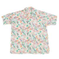 Vintage SUNLIGHT Surfing Shirt | Medium | Aloha Pattern Floral Retro Hawaiian