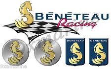Beneteau Racing Sticker Set