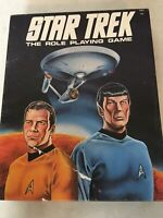 Star Trek: The Role-Playing Game FASA Limited Collector's Edition Board Game