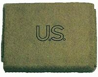 U.S. Style Wool 3-Pound Military Blanket *mocinc.1982*