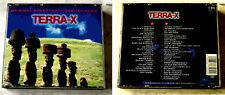 Terra-X originale colonna sonora per ZDF-serie... 1990 CBS 2-cd-box Top