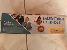 Black Laser Toner Cartridge Samsung CLP 310 (Other Models in Description)