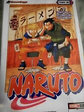 #16 NARUTO MANGA IN SPANISH ESPAÑOL MASASHI KISHIMOTO EDITIORIAL PANINI MEXICO