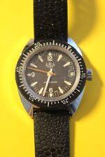 Alte RE watch Armbanduhr 3,7cm läuft Sammlerstück 60-70erJ Mechanik #1712
