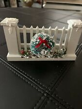 Heirloom Collections Decorative Holiday fence