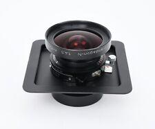 Rodenstock Grandagon-N 75 mm f/4.5 MC COPAL NO.0 grand format lens