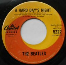 CANADA!!! THE BEATLES A Hard Day's Night ORIG 1964 45 I Should Have Known Better