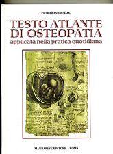 P.Rinaudo # TESTO ATLANTE DI OSTEOPATIA # Marrapese 2001