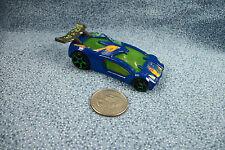 McDonald's 2012 Happy Meal Toy Hot Wheels Impavido Green Driver