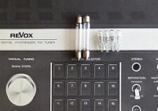 Lampensatz für Revox Tuner B760 B 760 Ersatzteil Lampen Lampe