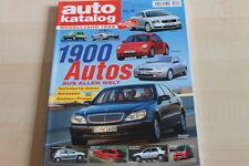 152089) Auto Motor und Sport - AMS - Autokatalog - 1999