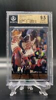 1998-99 Upper Deck MICHAEL JORDAN GOLD #'d 08/23 BGS 9.5 GEM MINT = PSA 10 POP 1